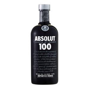 Absolut Vodka 100 750 ml