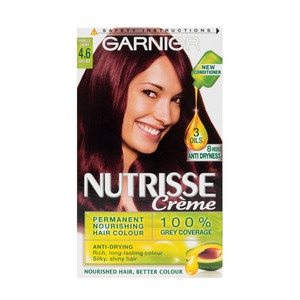 Garnier Nutrisse 4.6 Morello Cherry Hair Colour