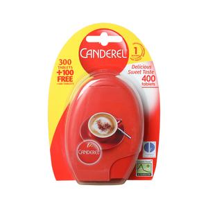 Canderel Sweetner Tab 300+100free