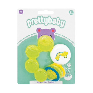 Pretty Baby Teether Water Filled