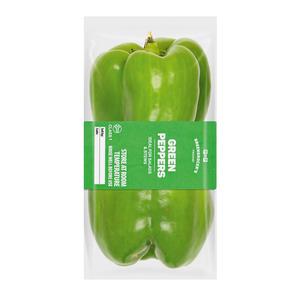 Green Pepper 2s