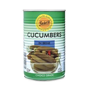 Sabra Cucumbers In Brine 670g