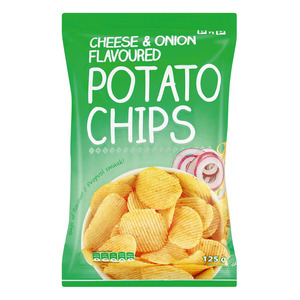 PnP Cheese & Onion Chips 125g