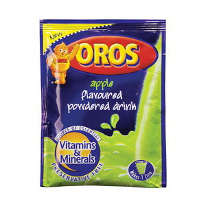 Oros Powder Apple 35g