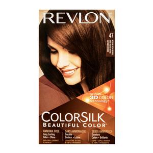 Colorsilk Hair Colour Kit Medium Rich Brown