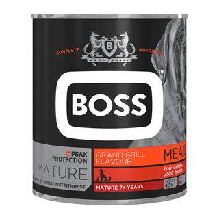 Boss Mature Dog Food Grand Grill 775g x 6