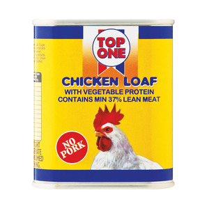 Top One Tinned Chicken Loaf 300g