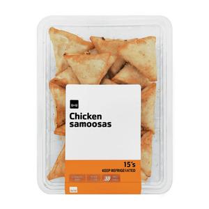 Pnp Chicken Samoosa 15ea
