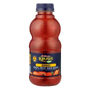 Krush 100% Berries Krush Fru it Juice Blend 500 ML