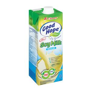 Goodhope Regular Soya Milk 1 Litre