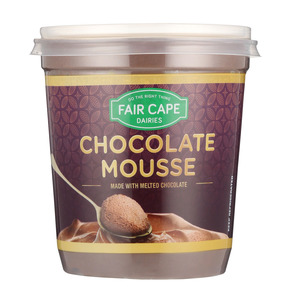 Fair Cape Dessert Chocolate Mousse 1 L