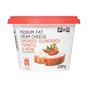 Pnp L/f C/cheese Smk Sd/tom&herbs 230gr