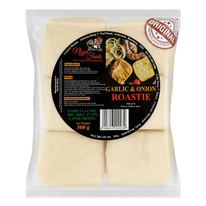 Nizza Foods Garlic Roastie 6ea