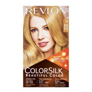 Colorsilk Hair Color Kit Med Blonde 74