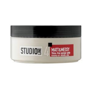 Studio Line Fibre Putty Matt & Messy 150ml