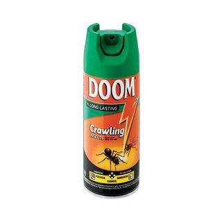 Doom Powerfast Crawling Insectic 300ml x 6