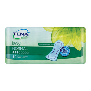 Tena Lady Normal Incontinence 12ea