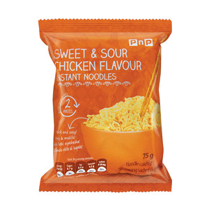 PnP Sweet & Sour Chicken Instant Noodles 75g