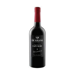 De Krans Cape Ruby Port 750ml
