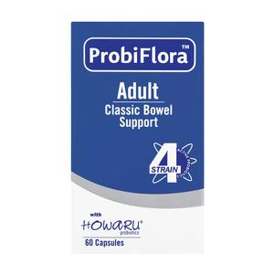 ProbiFlora Adult Classic Bowel Support 60s