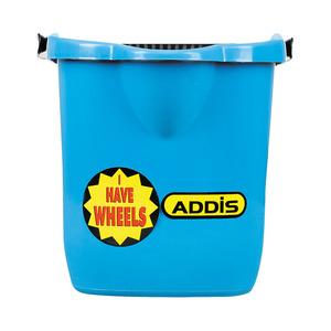 Addis Rectangular Bucket Ele ctric Blue