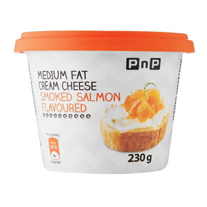 Pnp L/f Cream Cheese Smoked Salmon 230gr