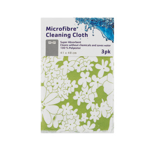 PnP Microfibre Cloth