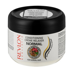 Realistic Regular Hair Relaxer Creme 250ml