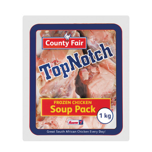 County Fair Topnotch Soup Packs 1kg