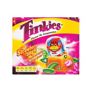 Albany Tinkies Strawberry Tingle 6s