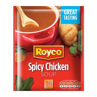 Royco Stew Mix Spicy Chicken 50g x 10