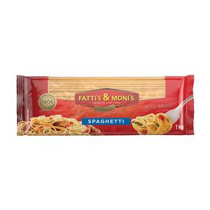Fatti's&moni's Spaghetti Val ue Pack 1kg
