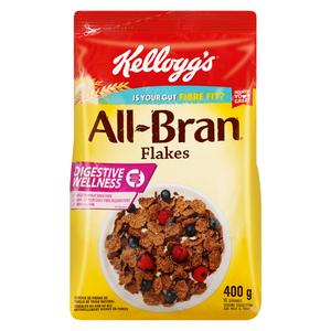 Kellogg's All Bran Flakes 400g
