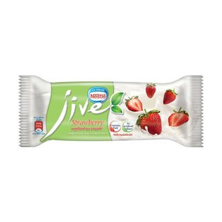 Nestle Jive Strawberry Ice Cream 90ml