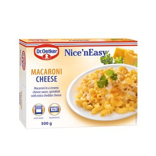 Nice'n Easy Frozen Macaroni & Cheese 500g