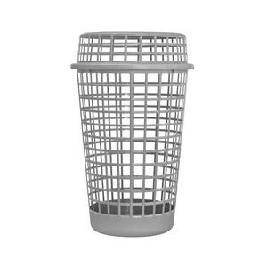 52l Steel Linen Bin