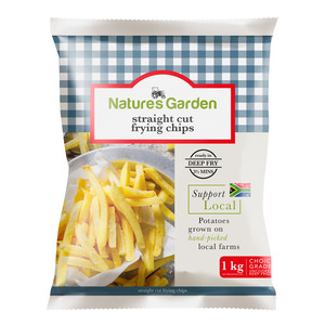 Natures Garden Traditional Farm Chips 1kg