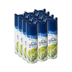 Glade Secrets Lily Air Freshener Aerosol 180ml x 12