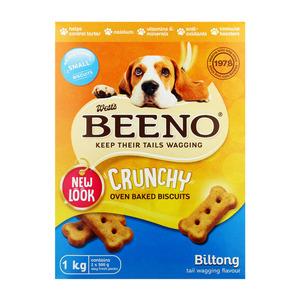 Beeno Biltong Small Dogs 1kg