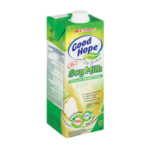 Good Hope Soy Milk Unsweetened 1l