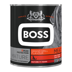 Boss Mature Dog Food Grand Grill 775g
