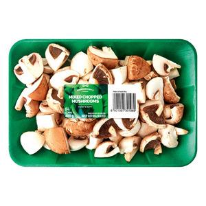 PnP Chopped Mushroom Mix 400g