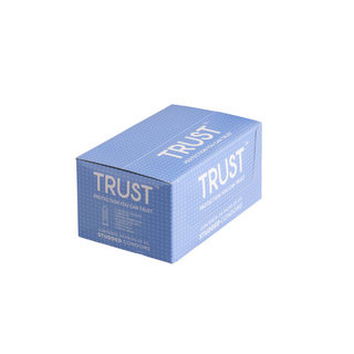 Trust Studded Male Condoms 3ea x 24