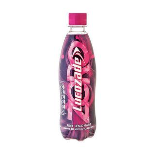 Lucozade Lemonade Zero Pink 500ml