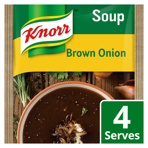 Knorr Soup Brown Onion 50g