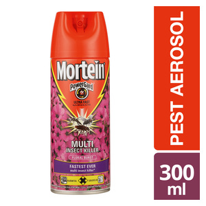Mortein Ultra Fast Floral Bu Rst 300 Ml