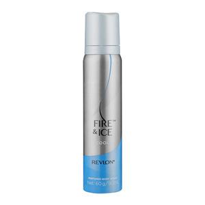 Revlon Fire & Ice Cool Perfumed Body Deodorant 90ml