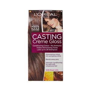 Loreal Casting CG 600 Light Brown Hair Colour