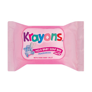 Krayons Baby Soap Mild 100g