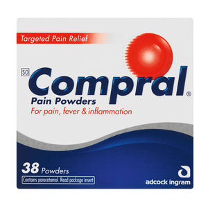 Compral Headache Powders 38